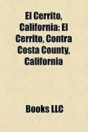 El Cerrito, California: El Cerrito, Contra Costa County, California
