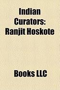 Indian Curators: Ranjit Hoskote