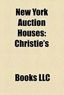 New York Auction Houses: Christie's