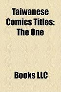 Taiwanese Comics Titles: The One