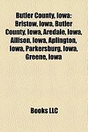 Butler County, Iowa: Parkersburg, Iowa