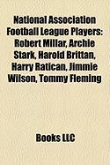 National Association Football League Players: Robert Millar