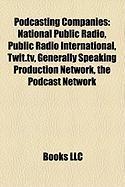 Podcasting Companies: National Public Radio