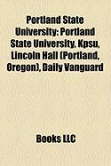 Portland State University: Rose Garden