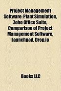 Project Management Software: Plant Simulation