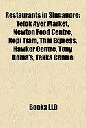 Restaurants in Singapore: Telok Ayer Market