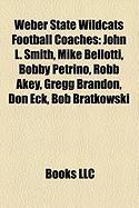 Weber State Wildcats Football Coaches: John L. Smith