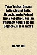 Tatar Topics: Dinara Safina