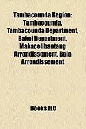 Tambacounda Region: Tambacounda