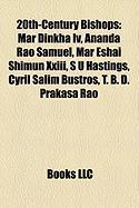 20th-Century Bishops: Mar Dinkha IV