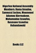 Nigerien National Assembly Members: Hama Amadou