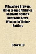 Milwaukee Brewers Minor League Affiliates: Nashville Sounds