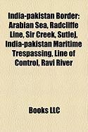 India-Pakistan Border: Radcliffe Line
