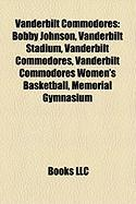 Vanderbilt Commodores: Bobby Johnson