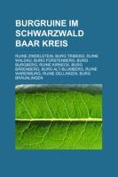 Burgruine Im Schwarzwald-Baar-Kreis