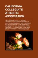 California Collegiate Athletic Association