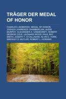 Träger Der Medal of Honor