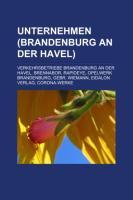 Unternehmen (Brandenburg an Der Havel)