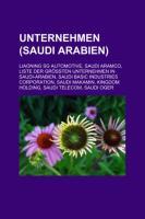 Unternehmen (Saudi-Arabien)
