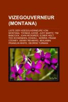 Vizegouverneur (Montana)