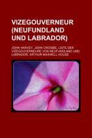 Vizegouverneur (Neufundland Und Labrador)