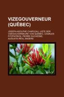 Vizegouverneur (Québec)