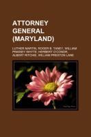 Attorney General (Maryland)