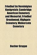 Friedhof Im Vereinigten Königreich