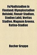 Fußballstadion in Finnland