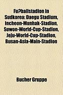 Fußballstadion in Südkorea