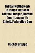 Fußballwettbewerb in Indien