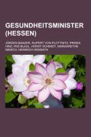 Gesundheitsminister (Hessen)