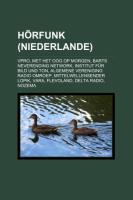 Hörfunk (Niederlande)