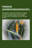 Person (Ehrenfriedersdorf)