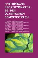 Rhythmische Sportgymnastik Bei Den Olympischen Sommerspielen