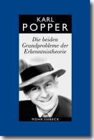 Gesammelte Werke: Band 2: Die beiden Grundprobleme der Erkenntnistheorie. Aufgrund von Manuskripten aus den Jahren 1930-1933 Karl R Popper Author