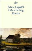 Gösta Berling. Roman