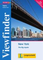Viewfinder Topics. New York. Students' Book: The Big Apple