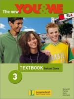 The New YOU & ME. Sprachlehrwerk für HS und AHS (Unterstufe) in Österreich: The New YOU & ME 3 - Enriched Course - Textbook: Englisch Lehrwerk für Österreich - 7. Schulstufe
