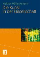 Die Kunst In Der Gesellschaft (German Edition)