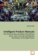 Intelligent Product Manuals