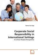 Corporate Social Responsibility in International Settings: A Critical Realist Perspective