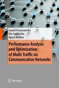 Performance Analysis and Optimization of Multi-Traffic on Communication Networks