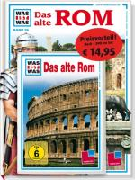 Was ist Was. Das alte Rom. Buch & DVD