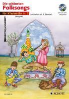 Die schönsten Folksongs: 1-2 Klarinetten. Ausgabe mit CD.