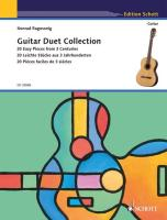 Guitar Duet Collection: 20 Easy Pieces from 3 Centuries