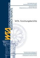 Entwicklung eines Fassadensystems aus Holzverbundplatten. (WTA-Forschungsberichte)