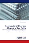Conversational Cloze as a Measure of Oral Ability - Rana, Md Sohel