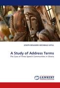 A Study of Address Terms