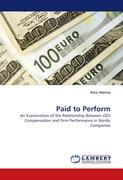 Paid to Perform